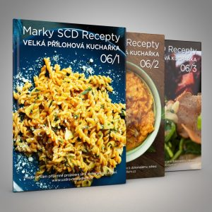 Marky SCD recepty 06/1-3